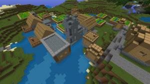 Minecraft Island Seed Xbox